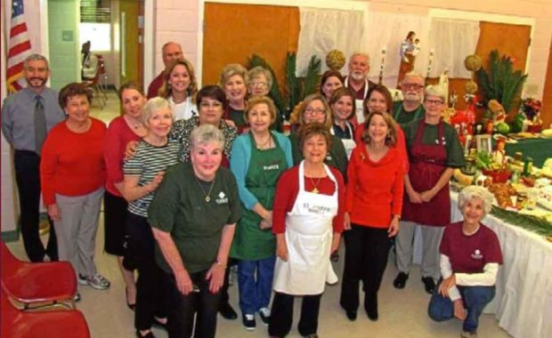 St. Joseph Hospice New Orleans Hosts 2014 Altar Celebration